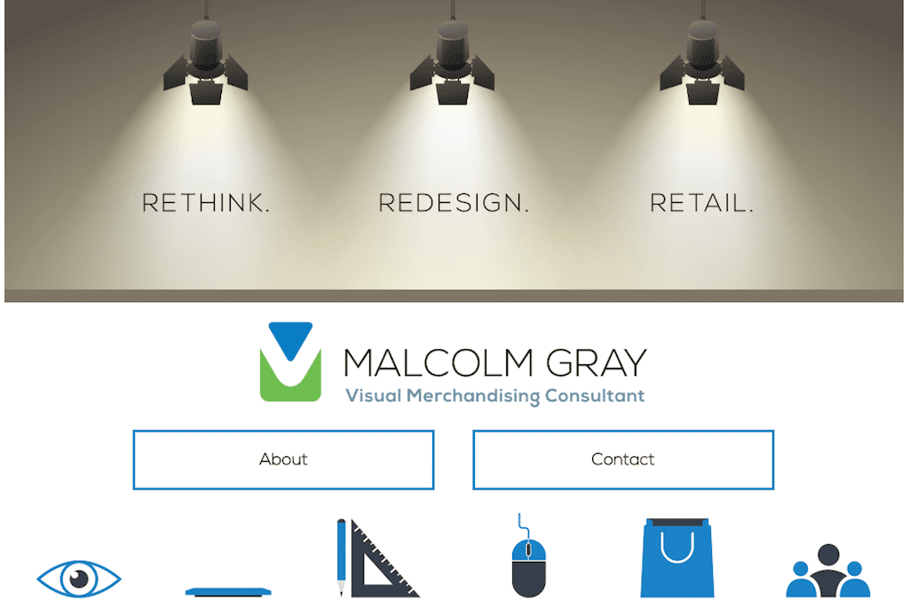 Malcolm Gray Visual Merchandising