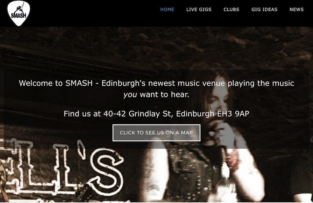 Smash Club Edinburgh