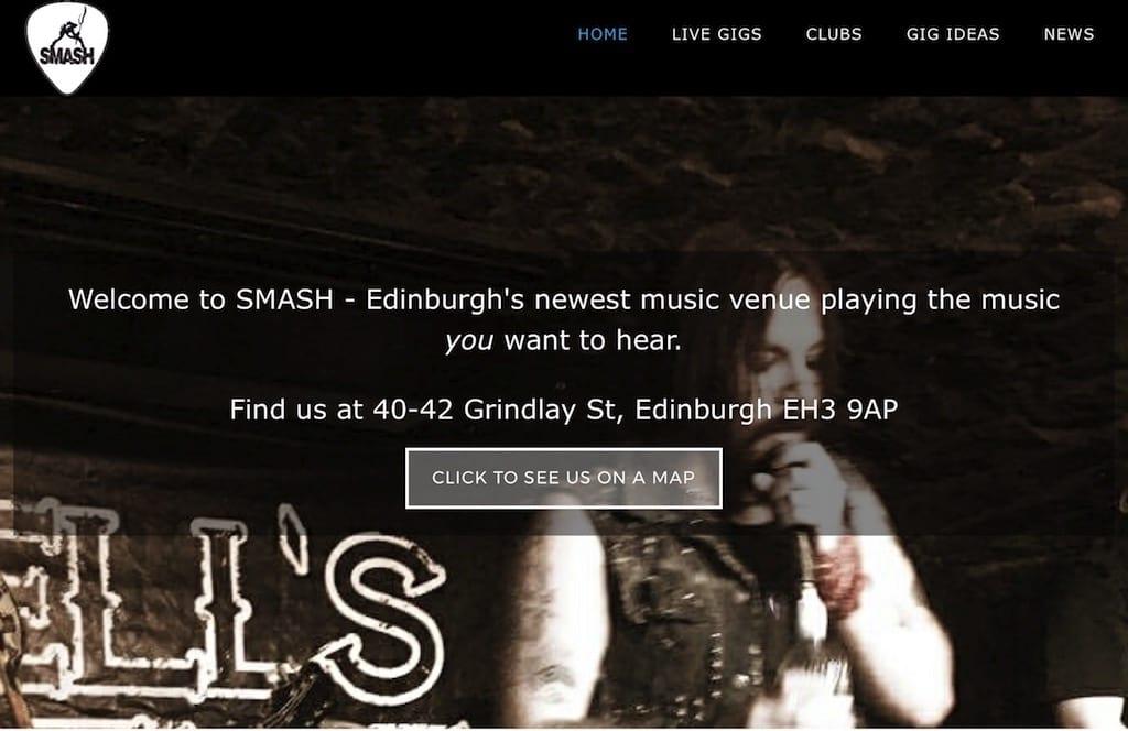 Smash Club Edinburgh